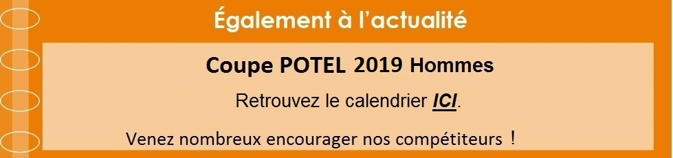 Coupe Potel 2019